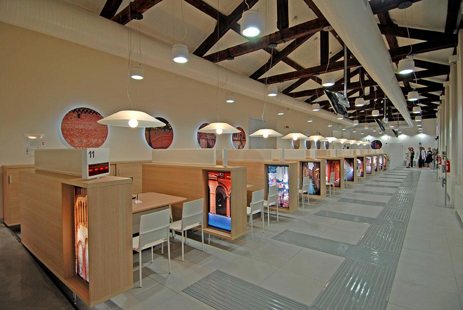 Servizio clienti hera top a2studio architetti imola for Oficinas compartidas